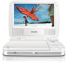 PET721S/12 -    Lecteur de DVD portable