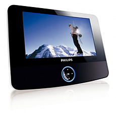 PET723/98  Portable DVD Player