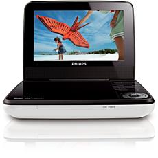 PET741D/12 -    Lecteur de DVD portable