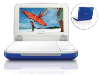 Philips PET741N/37 Portable DVD Player Windows 8 Driver Download