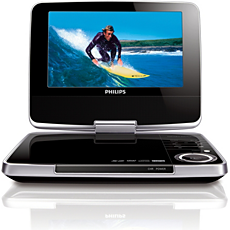 PET744/12 -    Lecteur de DVD portable