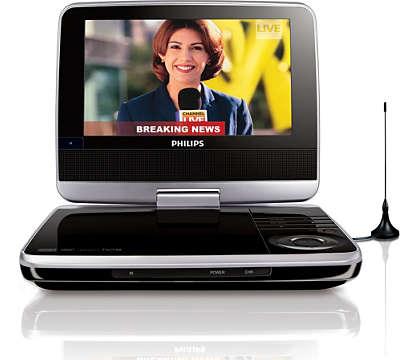 Vos programmes télévisés et vos DVD préférés où que vous soyez