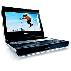 PET821/00 -    Reproductor de DVD portátil