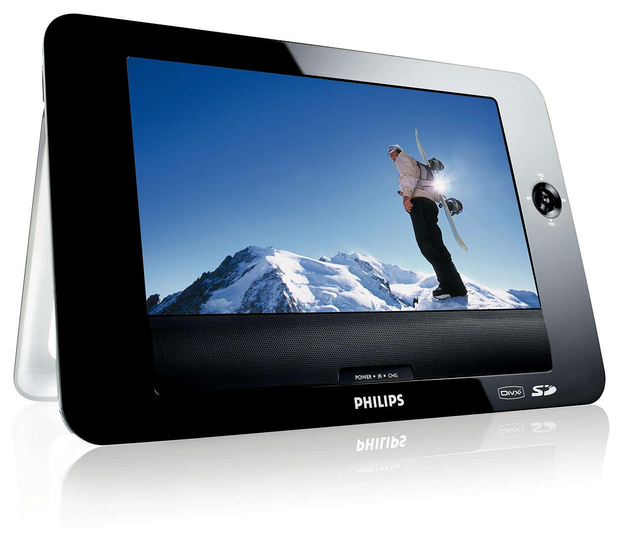 Diseño compacto con DVD integrado