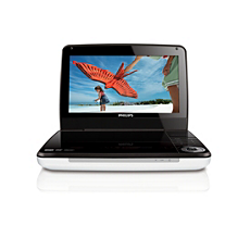 PET941D/05  Portable DVD Player