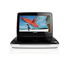 PET941D/12  Lecteur DVD portable