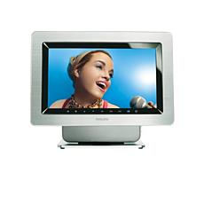 PET988/12 -    Portable DVD Player