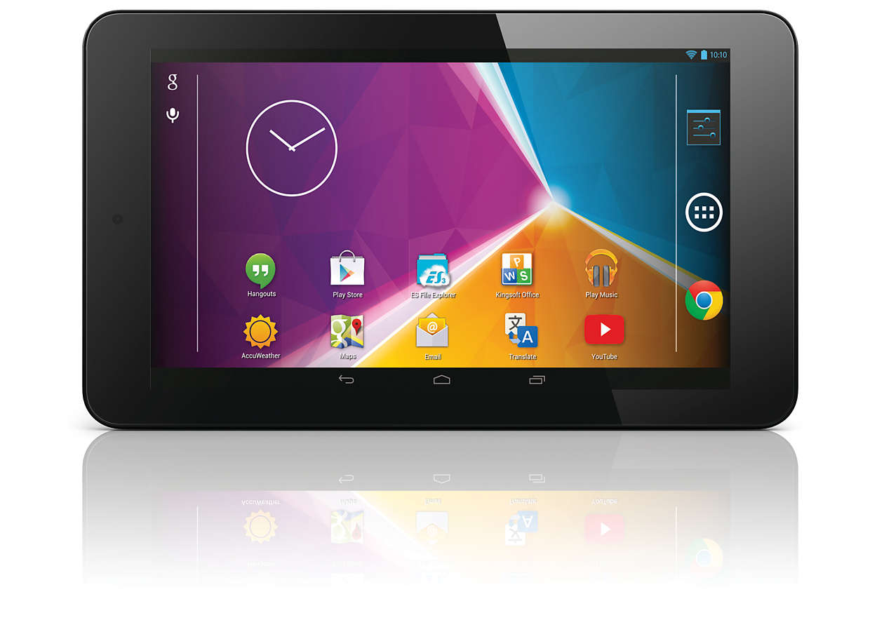 play store for philips tablet
