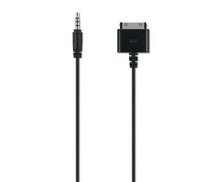 Cabo de áudio/vídeo para iPod/iPhone/iPad
