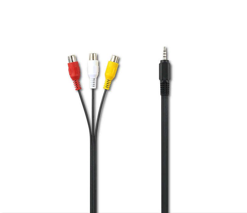 Audio-/videoadapter