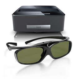 Screeneo 3D-bril