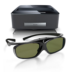 PPA5610/000 Screeneo 3D-glasögon