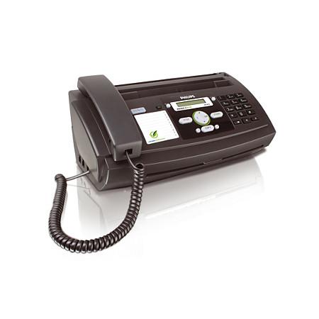Faxgeräte (Thermotransfer)