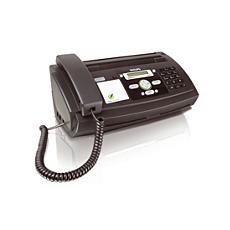 PPF631E/ITB  Fax/telefono con fotocopiatrice