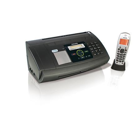 Fax a trasferimento termico