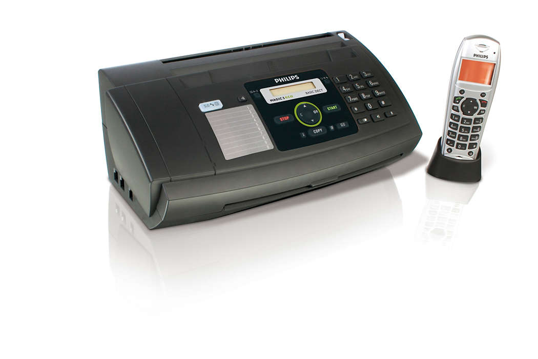 Um fax, uma palavra