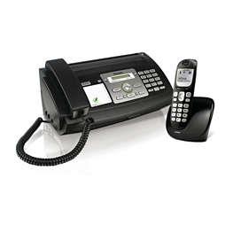 Faxgerät für Normalpapier