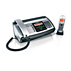 Fax cu robot telefonic şi DECT