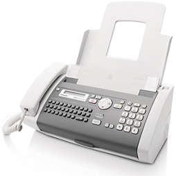 FaxPro Papel de fax normal