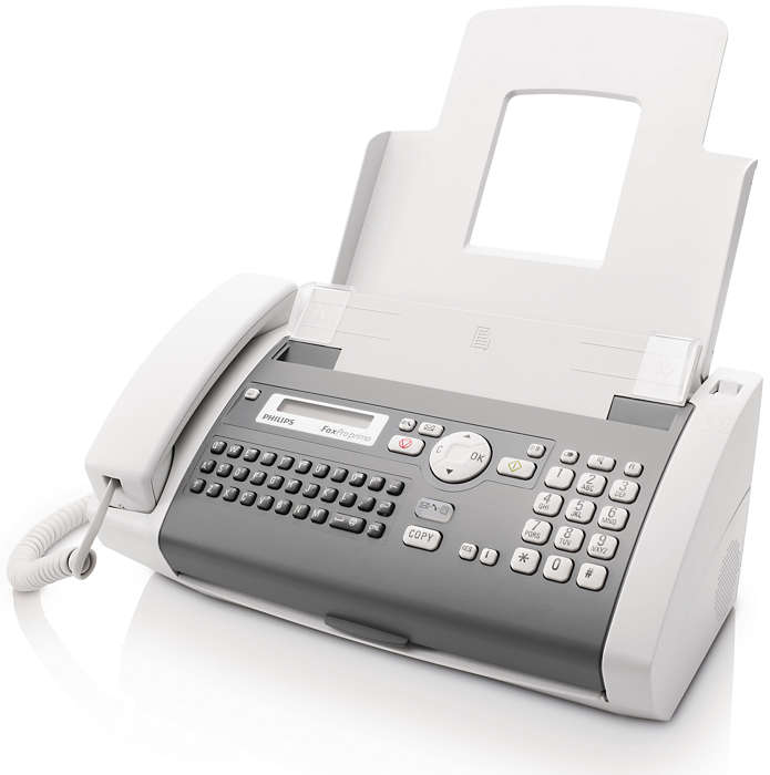 Betrouwbaar faxen
