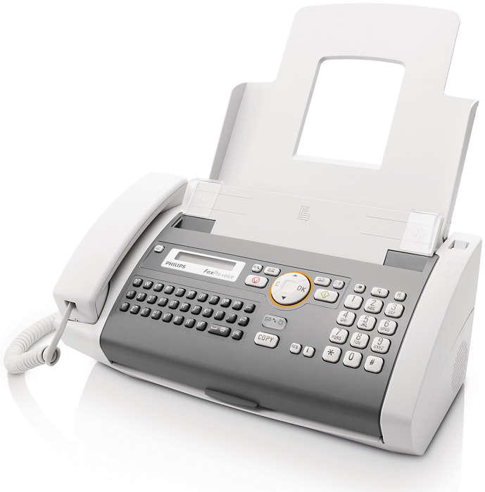 Des fax fiables