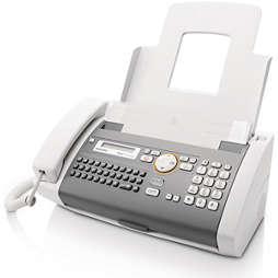 FaxPro Fax voor standaardpapier