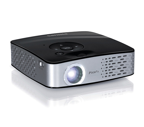 Picopix pocket projector ppx1430 eu philips for Used pocket projector
