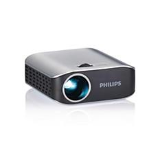 PPX2055/EU PicoPix Lommeprojektor