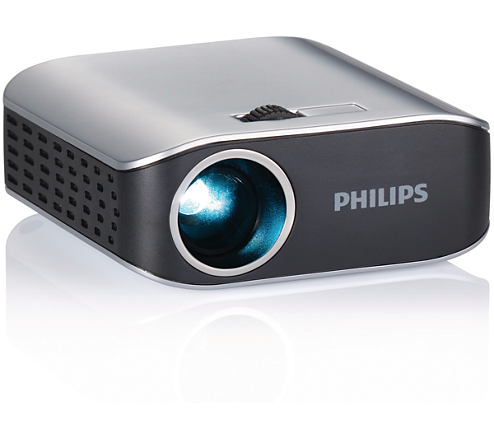 Picopix Pocket Projector Ppx2055 F7 Philips