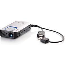 PPX2340/EU PicoPix Lommeprojektor