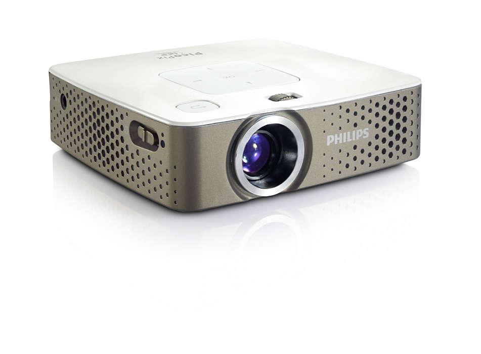 Projektor pre váš život