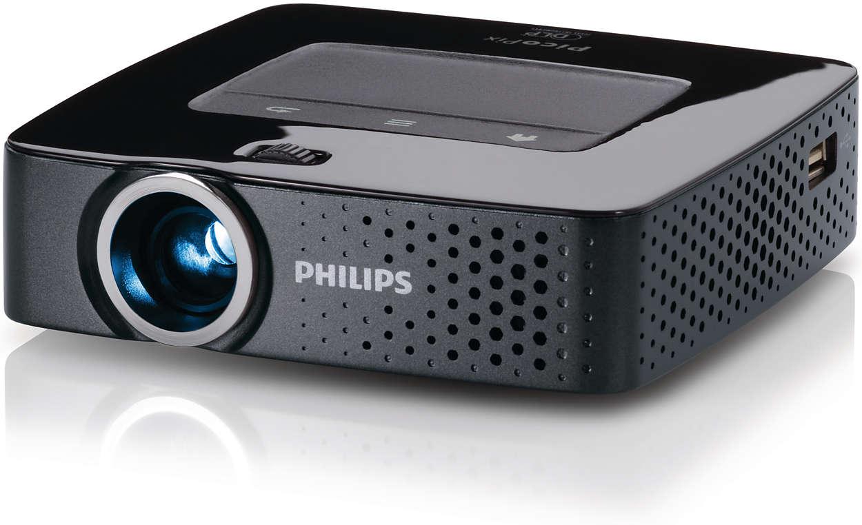 picopix projecteur de poche ppx3610 eu philips. Black Bedroom Furniture Sets. Home Design Ideas