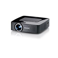 PPX3610/F7 -   PicoPix Pocket projector