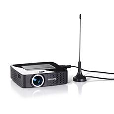 PPX3614TV/EU PicoPix Lommeprojektor