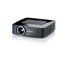 PPX3614/EU PicoPix Pocket projector