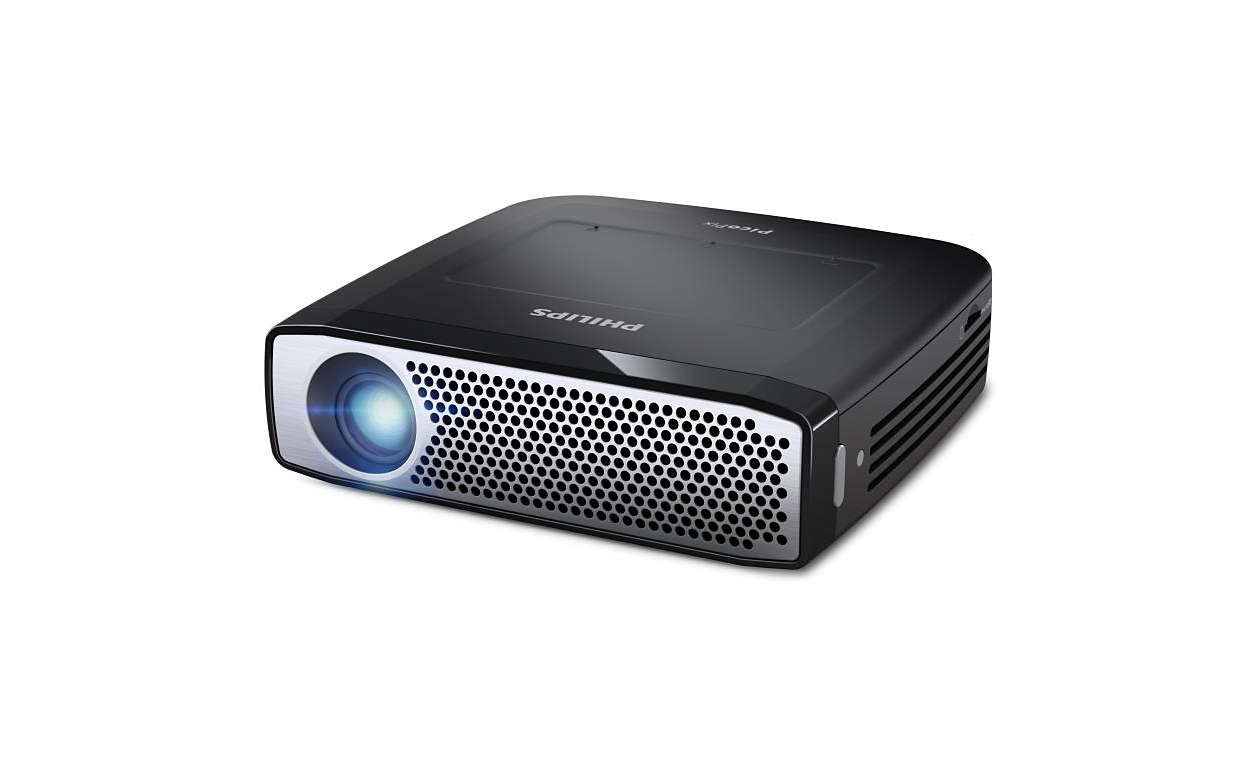 Picopix pocket projector ppx4935 eu philips for Pocket projector reviews
