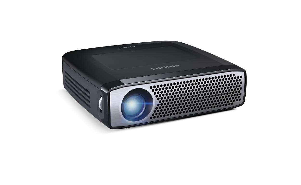 Picopix pocket projector ppx4935 us philips for A small projector