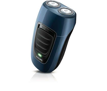 旅行や出張、携帯に便利なコンパクトシェーバー