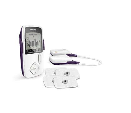 Kabelloses TENS-Gerät zur Schmerzlinderung*