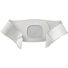 PR3723/00 -   BlueTouch Eén maat draagband voor de onderrug