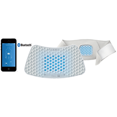 PR3743/00 BlueTouch App-controlled pain relief patch