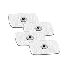 PR3820/00 PulseRelief & TensRelief, 4 selbsthaftende Elektroden