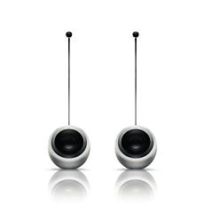 PS1/12 - Philips Fidelio Design collection SoundSphere DesignLine