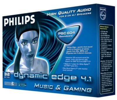 Philips PSC60417 Audio Driver Windows XP