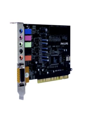 Philips PSC 605 Sound Card Driver Windows XP