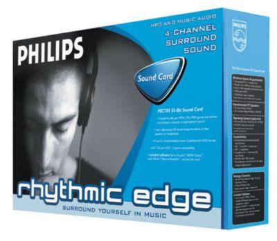 Philips PSC70317 Audio Update