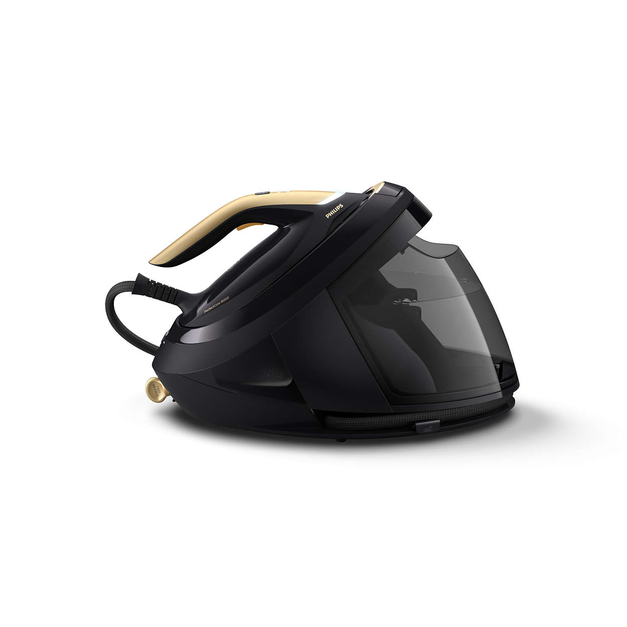 The iron that adapts steam to your ironing speed
