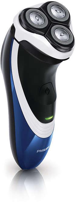 Asigură un bărbierit eficient