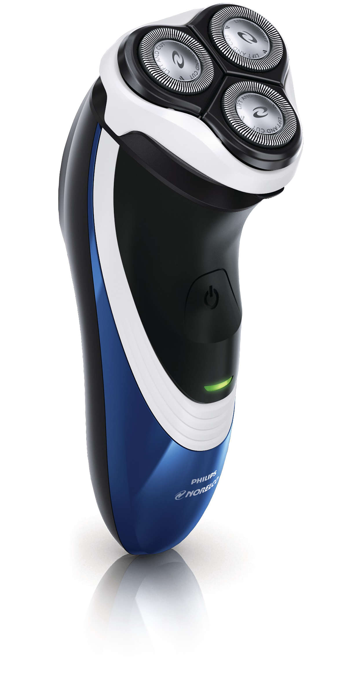 PT720 PowerTouch Rechargeable Cordless Razor