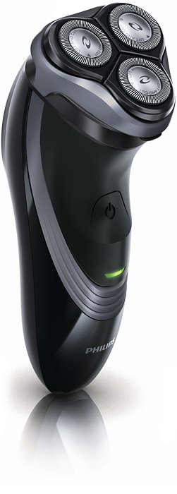 Um barbear verdadeiramente rente
